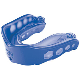 shock doctor mouthguard gel max gebitsbeschermer junior blue