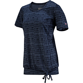 sjeng sports pantana plus tennisshirt dames dark blue