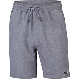 sjeng sports prescot short heren grey melange