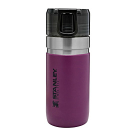 stanley pmi vacuum insulated thermosbeker 470 ml berry purple