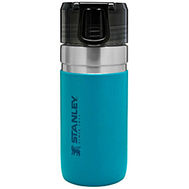 stanley pmi vacuum insulated thermosbeker 470 ml lake blue