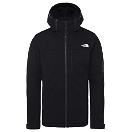 the north face diablo softshell jas heren tnf black