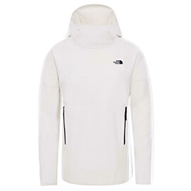 the north face tka glacier hoodie dames vintage white