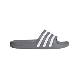 adidas adilette aqua slippers heren grey three footwear white grey three