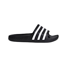 adidas adilette aqua slippers junior core black footwear white core black
