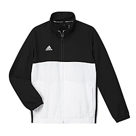 adidas t16 team jacket trainingsjack junior black