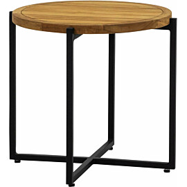 Apple Bee Condor bijzettafel 54 black natural
