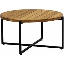 Apple Bee Condor salontafel 74 black natural
