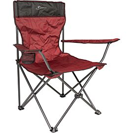 bardani captain's chair vouwstoel ruby red