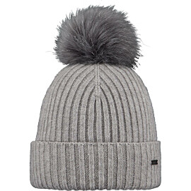Barts Kenzie Beanie muts junior heather grey