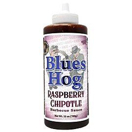 blues hog raspberry chipotle barbecuesaus 740 ml