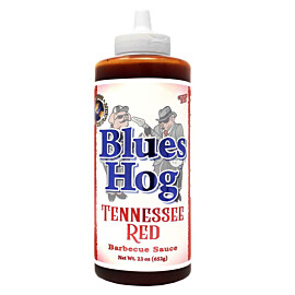 blues hog tennessee red barbecuesaus 680 ml