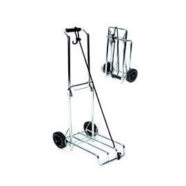 bo-camp metalen bagagetrolley