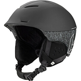 bolle synergy skihelm black matte