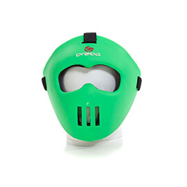 Brabo Face Mask gezichtsbeschermer junior lime green
