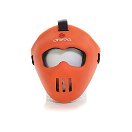 Brabo Face Mask gezichtsbeschermer junior orange