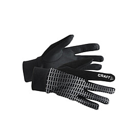 Craft Brilliant 2.0 Thermal Glove handschoenen black reflective