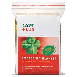 Care Plus Emergency Blanket nooddeken