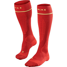 falke sk energizing skisokken w4 heren sporty red