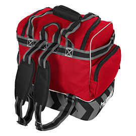 hummel excellence pro backpack voetbaltas rood