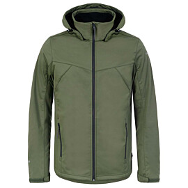 Icepeak Biggs softshell jas heren dark olive