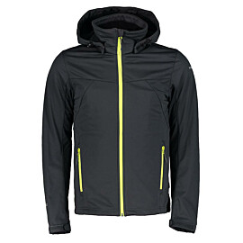 Icepeak Biggs softshell jas heren granite