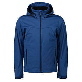 Icepeak Biggs softshell jas heren navy blue