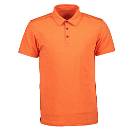 Icepeak Maunie polo heren dark orange