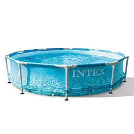 Intex Prism Beachside Metal Frame 305 zwembad