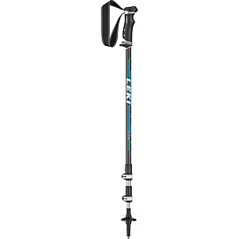 leki journey wandelstok anthracite white blue