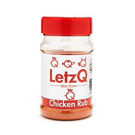 LetzQ Chicken Rub pot 350 gram