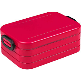 mepal take a break midi lunchbox nordic red