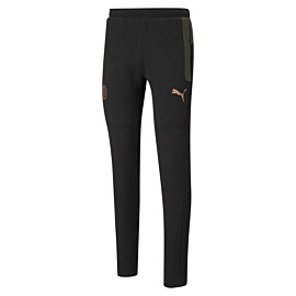 Puma Manchester City Evostripe trainingsbroek heren cotton black forrest night