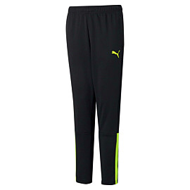 Puma teamLIGA trainingsbroek junior puma black yellow alert