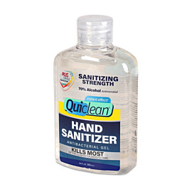 quiclean hand sanitizer desinfecterende gel 250ml