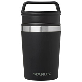 Stanley PMI Shortstack thermosbeker 230 ml black