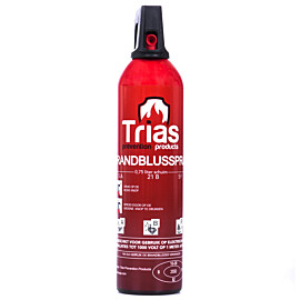 Trias Prevention Products Brandblusspray