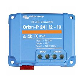 victron energy orion-tr dc/dc omvormer