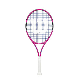 wilson burn pink 23 tennisracket junior