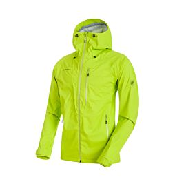 Mammut Kento Hooded outdoor jack heren sprout