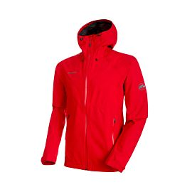 Mammut Convey Tour Hooded outdoor jack heren magma