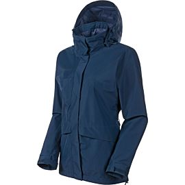 Mammut Heritage HS Hooded outdoor jack dames peacoat