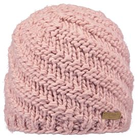 Barts Jade Beanie muts dames dusty pink