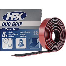 HPX Duo Grip tape klikbevestiging 2 meter