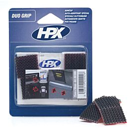 HPX Duo Grip tape klikbevestiging 25 millimeter