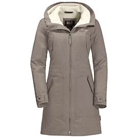 Jack Wolfskin Rocky Point Parka outdoor jack dames clay