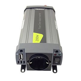 Pro-User sinus 200 watt inverter