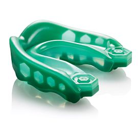 Shock Doctor Gel Max gebitsbeschermer junior green