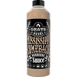 Grate goods Mississippi comeback barbecuesaus 775 ml