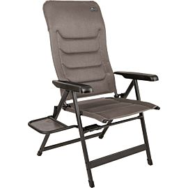 Bardani New Domenica Plus 3D Comfort campingstoel platina grey